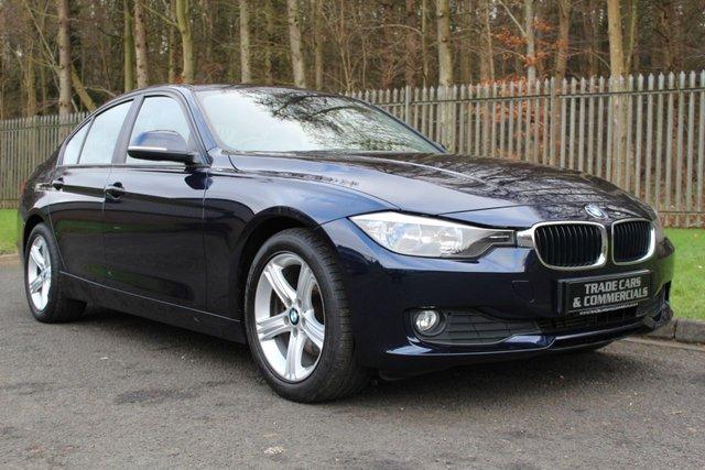 2012 12 BMW 3 SERIES 2.0 320D SE 4d 184 BHP