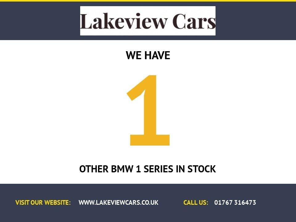 USED 2008 58 BMW 1 SERIES 2.0 123D M SPORT 2d 202 BHP
