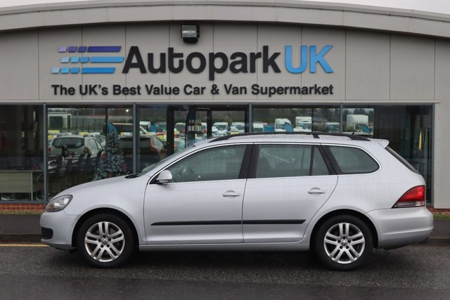 USED 2010 10 VOLKSWAGEN GOLF 2.0 SE TDI DSG 5d 140 BHP LOW DEPOSIT OR NO DEPOSIT FINANCE AVAILABLE