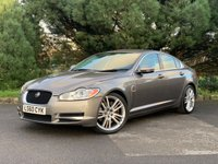 "USED 2010 60 JAGUAR XF 3.0 V6 S PORTFOLIO 4d 275 BHP ONE OWNER FROM NEW,PORTFOLIO,FULL SPEC,B&W AUDIO, 20"" WHEELS, FULL JAGUAR SERVICE HISTORY, EXCEPTIONAL VALUE, LOW MILES!!"