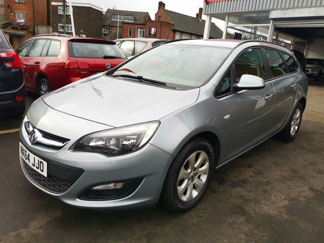 View our VAUXHALL ASTRA TOURER