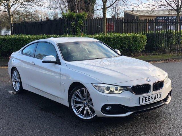 2014 64 BMW 4 SERIES 2.0 425D SPORT 2d 215 BHP