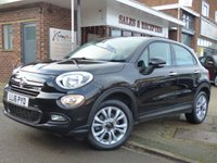 2016 FIAT 500X 1.4 MULTIAIR POP STAR 5d 140 BHP SOLD