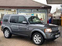 2013 LAND ROVER DISCOVERY 3.0 4 SDV6 HSE 5d 255 BHP £20995.00