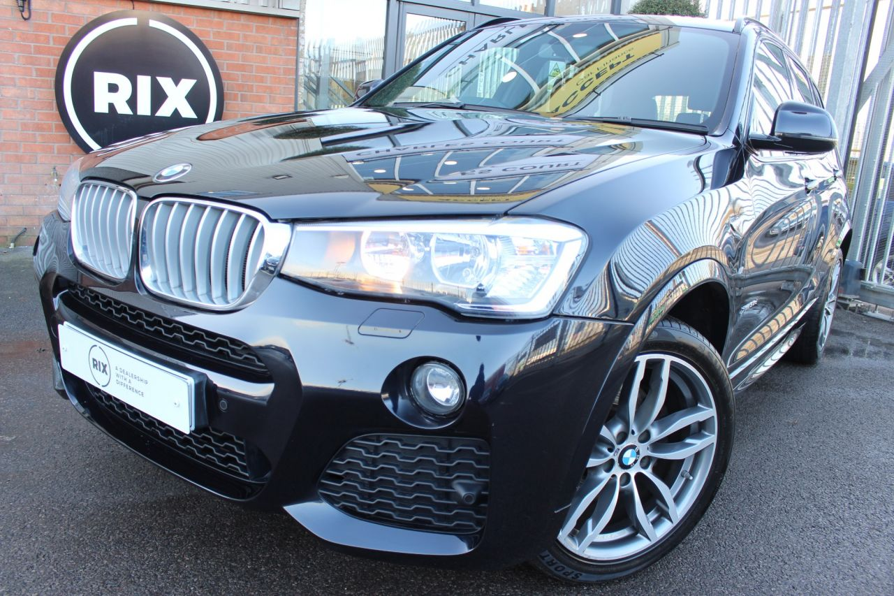 Used BMW X3for sale