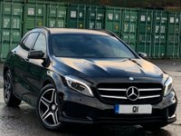 USED 2014 14 MERCEDES-BENZ GLA-CLASS 2.1 GLA220 CDI AMG Line (Premium) 7G-DCT 4MATIC 5dr JustServiced/NightPack/RearCam