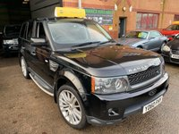 USED 2010 60 LAND ROVER RANGE ROVER SPORT 3.0 TDV6 HSE 5d 245 BHP
