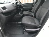 USED 2011 61 FIAT DOBLO 1.3 JTD 16V SX MULTIJET 90 BHP SWB L1 **NO VAT**
