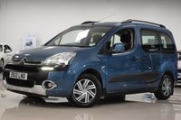 USED 2012 12 CITROEN BERLINGO 1.6L MULTISPACE AIRDREAM XTR EGS E-HDI 5d 91 BHP STUNNING CITROEN BERLINGO MUST BE SEEN!