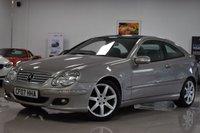 2007 MERCEDES C-CLASS 2.1L C220 CDI SE SPORTS 3d AUTO 148 BHP £4495.00
