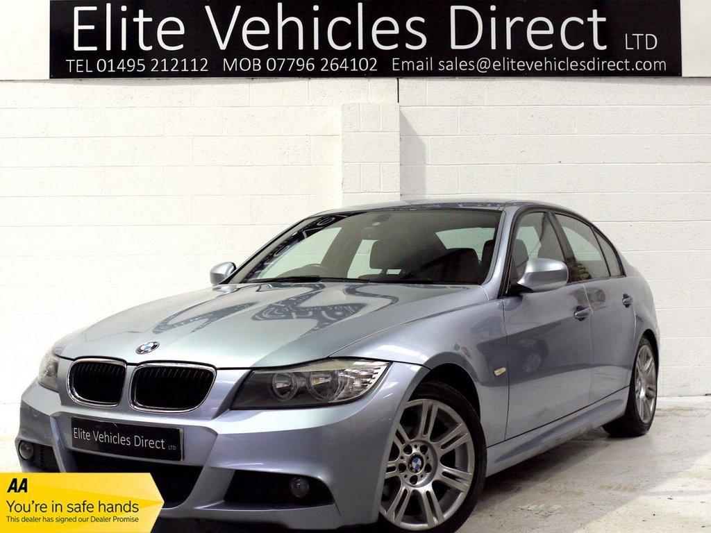 USED 2009 59 BMW 3 SERIES 2.0 318D M SPORT 4d 141 BHP