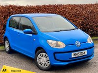 USED 2015 15 VOLKSWAGEN UP 1.0 MOVE UP 5d  * MAIN DEALER SERVICE HISTORY *