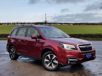 USED 2016 66 SUBARU FORESTER 2.0 I XE PREMIUM 5d 148 BHP 2016 FACELIFT MODEL, TOP SPEC PREMIUM, LOW MILES