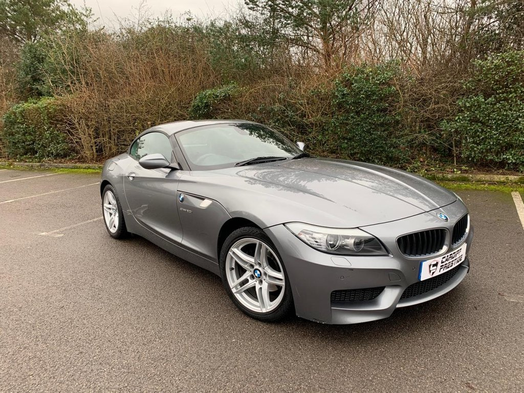 USED 2013 13 BMW Z4 2.0 Z4 SDRIVE20I M SPORT ROADSTER 2d 181 BHP £4365 in optional EXTRAS