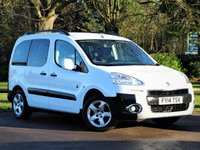 USED 2014 14 PEUGEOT PARTNER 1.6 HDI TEPEE OUTDOOR 5d 112 BHP £133 PCM With £699 Deposit