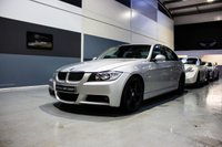 USED 2008 P BMW 3 SERIES 3.0 330D M SPORT 4d 228 BHP