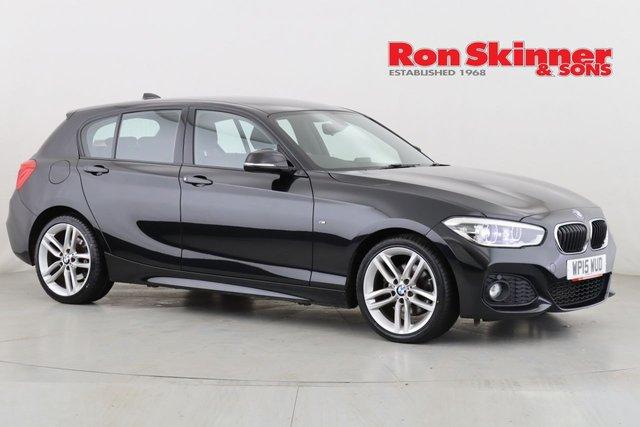 View our 2015 58 BMW 1 SERIES 2.0 120D M SPORT 5d 188 BHP