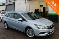 USED 2017 66 VAUXHALL ASTRA 1.6 ELITE NAV CDTI ECOFLEX S/S 5d 108 BHP VIEW AND RESERVE ONLINE OR CALL 01527-853940 FOR MORE INFO.