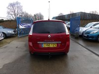 USED 2010 60 RENAULT GRAND SCENIC 1.5 PRIVILEGE TOMTOM DCI FAP 5d 109 BHP 7 SEATER NEW MOT, SERVICE & WARRANTY