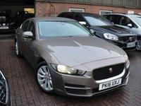 2016 JAGUAR XE 2.0 SE 4d 161 BHP £11750.00