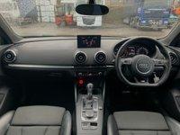 USED 2014 63 AUDI A3 2.0 TDI S line Sportback S Tronic 5dr SportSeats/DAB/DualClimate/USB