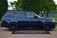 USED 2015 65 LAND ROVER RANGE ROVER 3.0 TD V6 Vogue SE Auto 4WD (s/s) 5dr PAN ROOF+HEAD UP DISPLAY+SVO
