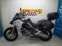 USED 2016 16 DUCATI MULTISTRADA 1200 ENDURO Multistrada 1200 End