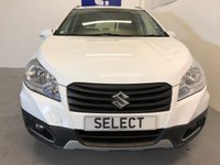 USED 2014 14 SUZUKI SX4 S-CROSS 1.6L SZ-T 5d 118 BHP Low Mileage locally owned Sports Utility vehicle with great spec and comfort