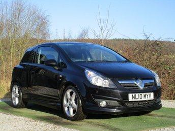 2010 VAUXHALL CORSA 1.4 SRI 3d 98 BHP £2990.00