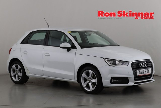 View our 2017 17 AUDI A1 1.0 SPORTBACK TFSI SPORT 5d 93 BHP