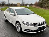 2014 VOLKSWAGEN CC 2.0 GT TDI BLUEMOTION TECHNOLOGY 4d 138 BHP £9990.00