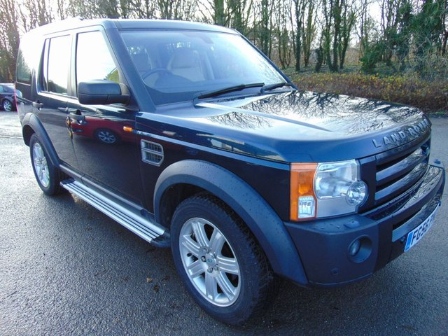 2006 56 LAND ROVER DISCOVERY 2.7 3 TDV6 SE 5d 188 BHP
