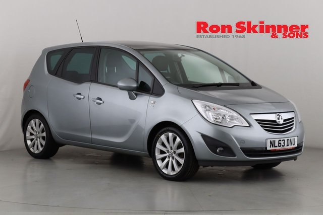 View our 2013 63 VAUXHALL MERIVA 1.4 SE 5d 99 BHP