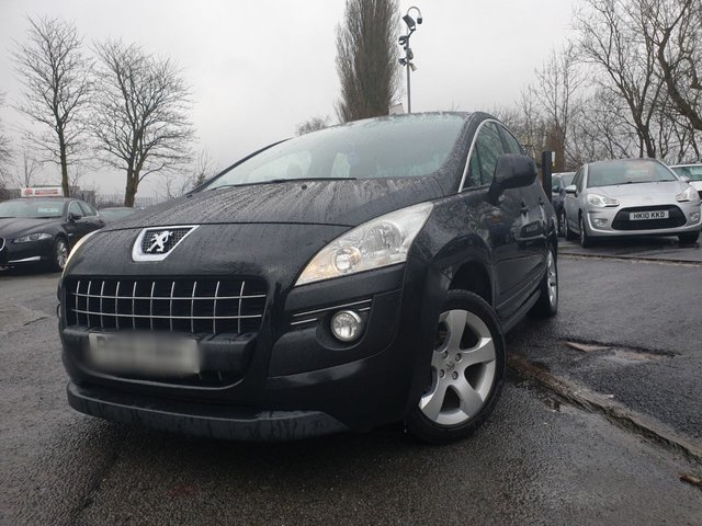 USED 2010 60 PEUGEOT 3008 1.6 SPORT HDI 5d 110BHP 2KEYS+PARKINGREAR+CLEANCAR+ALLOYS+AIRCON+CLIMATE+1FORMER+ELEC+