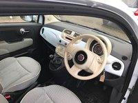 USED 2010 10 FIAT 500 1.2 LOUNGE 3d 69 BHP