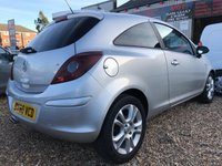 USED 2010 60 VAUXHALL CORSA 1.2 SXI A/C 3d 83 BHP IDEAL FIRST TIME DRIVERS CAR: