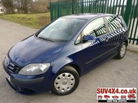 2005 VOLKSWAGEN GOLF PLUS