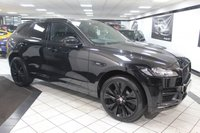 USED 2016 66 JAGUAR F-PACE 2.0D R-SPORT AWD AUTO 180 BHP 22's FJSH JAG PLATE INCLUDED!
