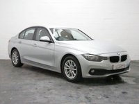USED 2016 66 BMW 3 SERIES 2.0 320D ED PLUS 4d 161 BHP 1 OWNER + 3 BMW SERVICES + FULL LEATHER + SAT NAV