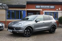 USED 2013 13 PORSCHE CAYENNE 3.0 S HYBRID TIPTRONIC S 5d 333 BHP 3 Porsche Services. Excellent condition throughout and Great specification!
