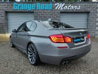 USED 2015 65 BMW 5 SERIES 2.0 520D M SPORT 4d 188 BHP