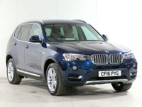 USED 2016 16 BMW X3 2.0 xDrive20d xLine Auto [£5,230 OPTIONS] ***** £5,230 of OPTIONS *****