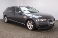 USED 2016 66 AUDI A4 AVANT 2.0 AVANT TDI ULTRA SPORT 5DR AUTO 188 BHP FSH SAT NAV  FULL AUDI SERVICE HISTORY + SATELLITE NAVIGATION + HEATED SEATS + PARKING SENSOR + BLUETOOTH + CRUISE CONTROL + CLIMATE CONTROL + MULTI FUNCTION WHEEL + DAB RADIO + PRIVACY GLASS + XENON HEADLIGHTS + ELECTRIC WINDOWS + ELECTRIC/HEATED DOOR MIRRORS + 17 INCH ALLOY WHEELS