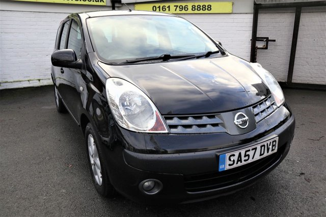 USED 2007 57 NISSAN NOTE 1.4 SE 5d 87 BHP * HPI CLEAR - GREAT FAMILY CAR