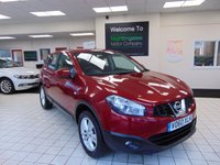 USED 2011 60 NISSAN QASHQAI 1.6 ACENTA 5d 117 BHP ONLY 1 PRIVATE OWNER + SERVICE HISTORY + 12 MONTHS MOT + BLUETOOTH + CLIMATE CONTROL + CRUISE CONTROL +