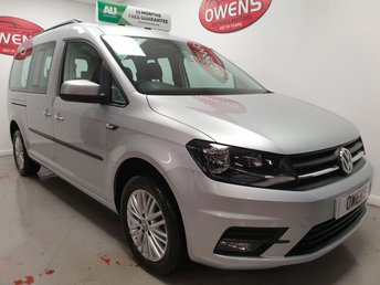 2019 VOLKSWAGEN CADDY MAXI