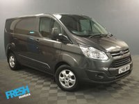 USED 2017 66 FORD TRANSIT CUSTOM 2.0 290 LIMITED L1H1 168 BHP * 0% Deposit Finance Available