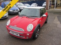 2005 MINI HATCH COOPER 1.6 COOPER 3d 114 BHP £3295.00