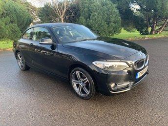 2016 BMW 2 SERIES 1.5 218I SPORT 2d 134 BHP £10950.00