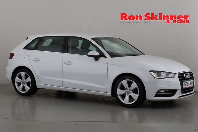 View our 2014 AUDI A3 1.6 TDI SPORT 5d 109 BHP